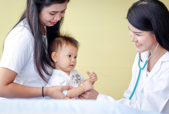 Helping Your Children Get Through Their Illness