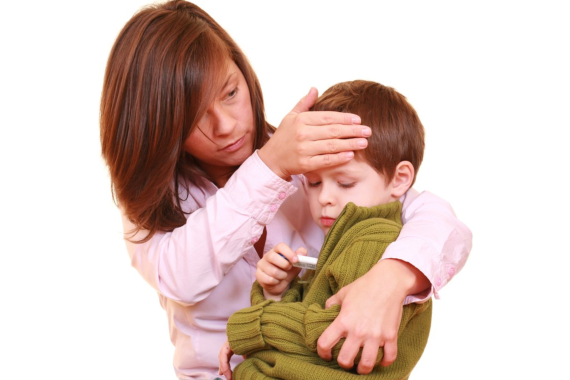 Common Illnesses in Children During the Winter
